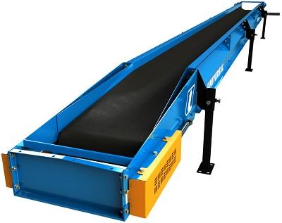3 loại băng băng tải sử dụng trong công nghiệp nhẹ