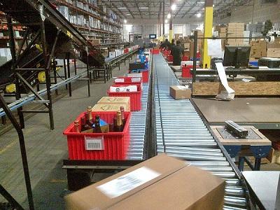 An toàn và hiệu quả với băng tải vận chuyển