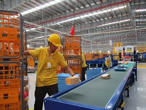 Băng chuyền tự động công nghệ hiện đại hóa sản xuất