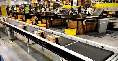 Băng tải - Dây chuyền đóng gói sản phẩm công nghiệp