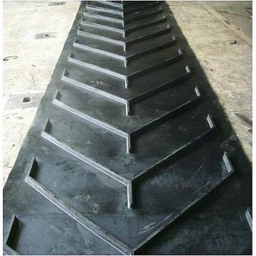 Băng tải cao su gân V trong ngành sản xuất công nghiệp
