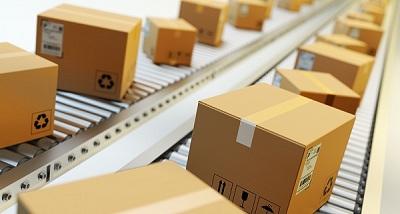 Băng tải góp phần đóng gói và vận chuyển hàng hóa