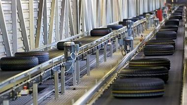 Băng tải hàng hóa giúp doanh nghiệp sản xuất hàng hóa hiệu quả