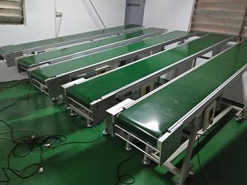 Băng tải khung nhôm định hình được ứng dụng trong công nghiệp như thế nào