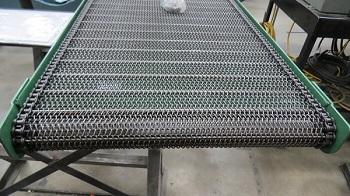 Băng tải lưới inox giải pháp tối ưu cho mọi quá trình sản xuất