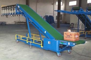 Băng tải PVC giải pháp giúp doanh nghiệp nâng cao hiệu quả vận chuyển