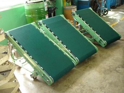 Băng tải PVC và sự khác nhau giữa băng tải PVC và PU