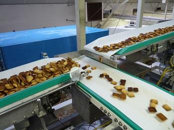 Băng tải thực phẩm an toàn sử dụng tiết kiệm chi phí  cho doanh nghiệp