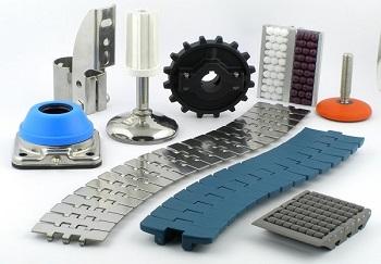 Băng tải xích nhựa vận hành êm ái nâng cao năng suất lao động