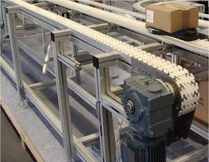 Băng tải xích và sự thông dụng trong ngành công nghiệp