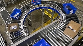 Băng tải xoắn ốc vận hành linh hoạt đẩy nhanh quá trình sản xuất
