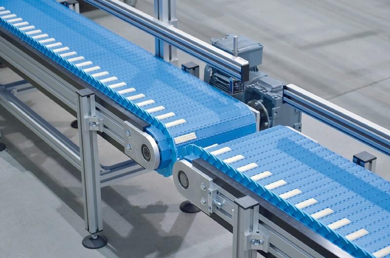 Các loại băng tải xích và khoảng cách các ray băng tải được xác định như thế nào
