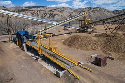Cân băng tải thay đổi ngành công nghiệp khai thác