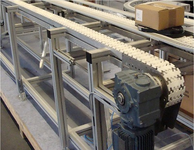 Chọn băng tải công nghiệp phù hợp cho từng ngành