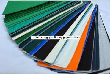 Địa chỉ cung cấp băng tải PVC trong ngành sản xuất
