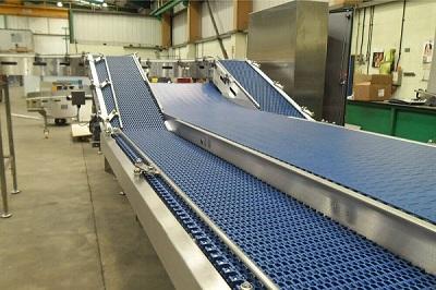 Điểm qua những top băng chuyền phổ biến trong sản xuất