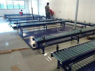 Hệ thống băng chuyền công nghiệp tại Việt Thống Hưng Thịnh