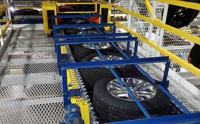 Hệ thống băng tải đường bộ có thể tiết kiệm được một nguồn năng lượng lớn
