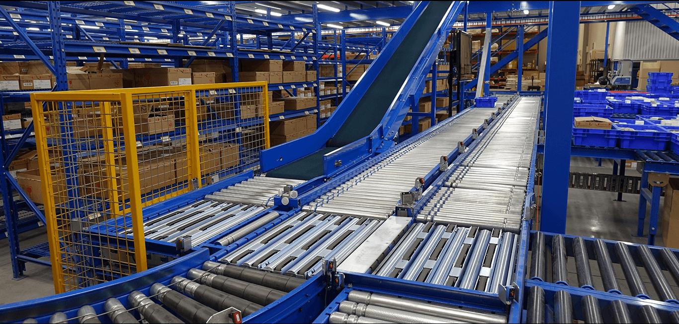 Hệ thống băng tải xử lý vật liệu hàng loạt - tất cả những gì bạn cần biết