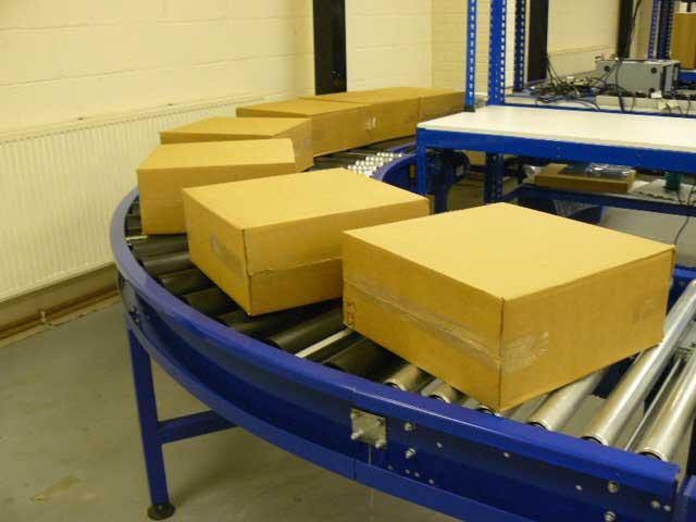 Hiểu về hệ thống băng tải con lăn