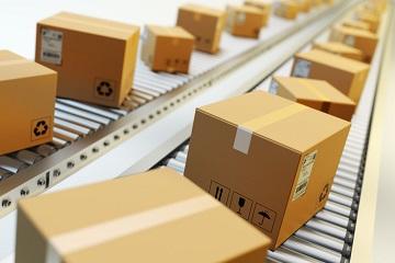 Hoạt động tối ưu của băng tải thùng carton