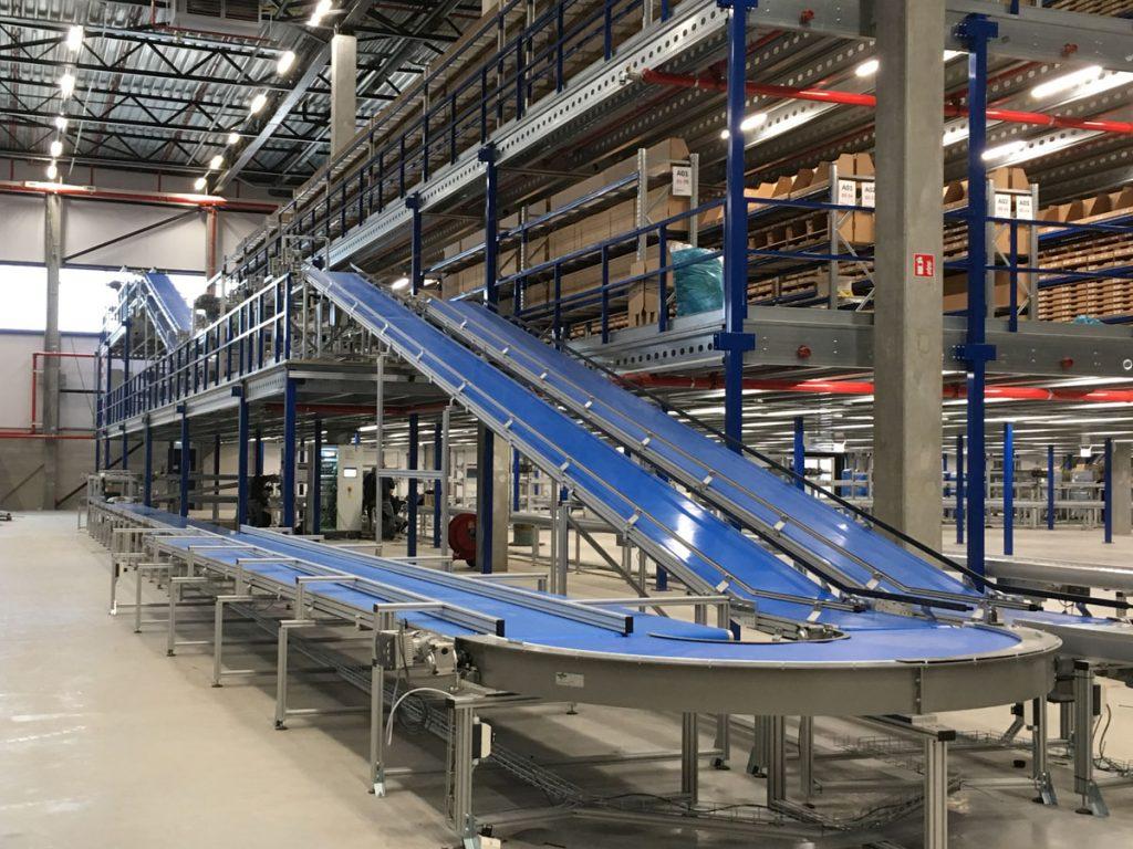 Mười phương pháp để duy trì hiệu suất của hệ thống băng tải