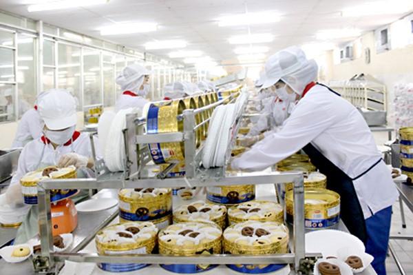 Ngành sản xuất thực phẩm nên dùng loại băng tải hàng nào
