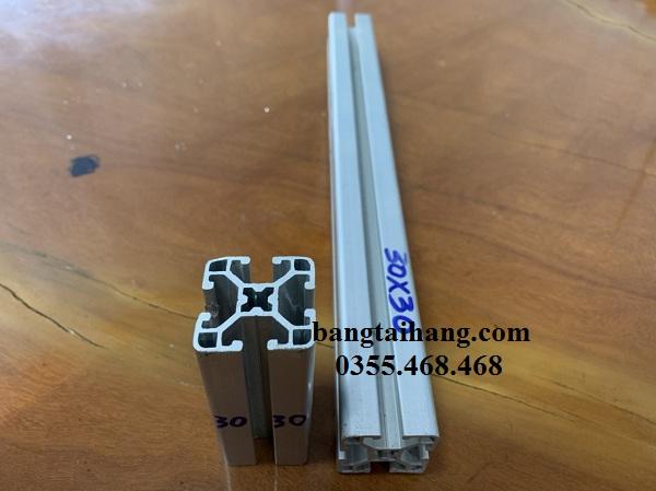 Nhôm Định Hình IT 30x30A