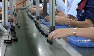 Những đặc điểm ưu việt của băng tải lắp ráp linh kiện điện tử