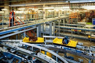 Những giải pháp hàng đầu cho băng tải công nghiệp