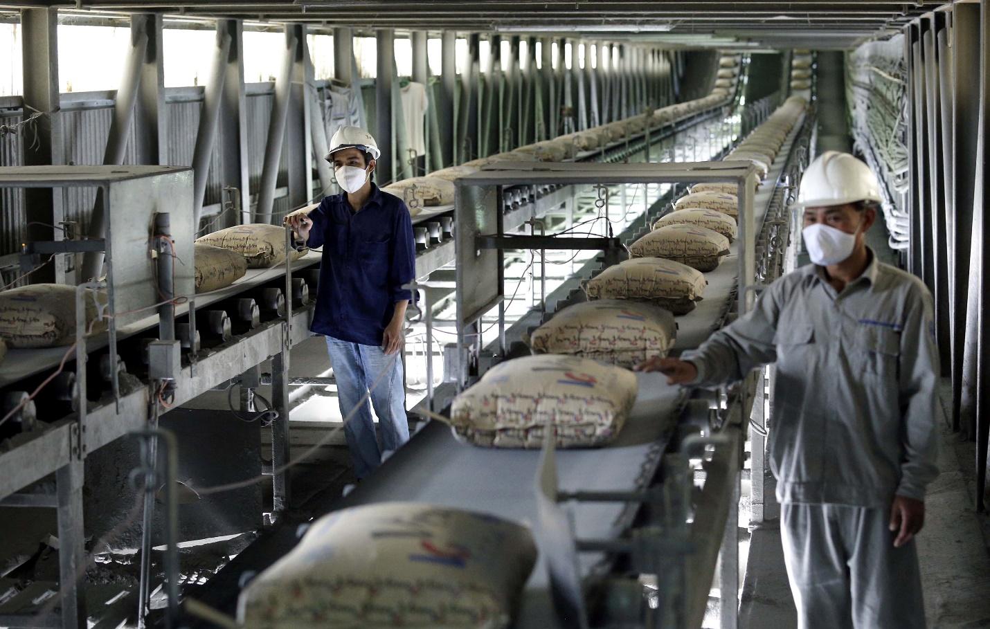 Những loại băng tải hàng thông dụng trong công nghiệp