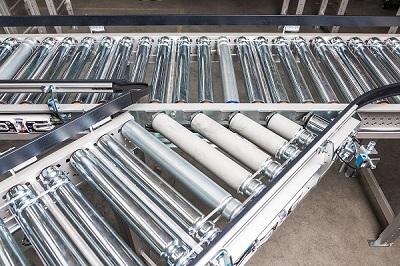 Những loại băng tải phù hợp với không gian sản xuất nhỏ