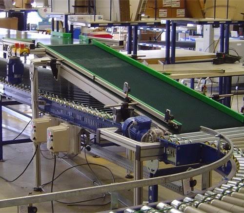 Tài liệu thiết kế băng tải cao su nghiêng