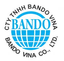 Thi công băng tải cho công ty TNHH Bando Vina