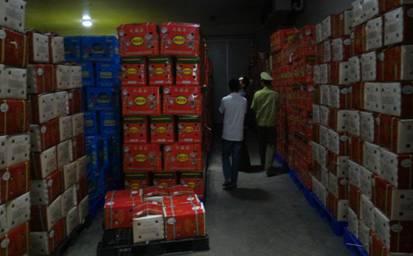 Thi công băng tải khung sườn thép cho cơ sở thu mua và đóng gói Thành Kiều