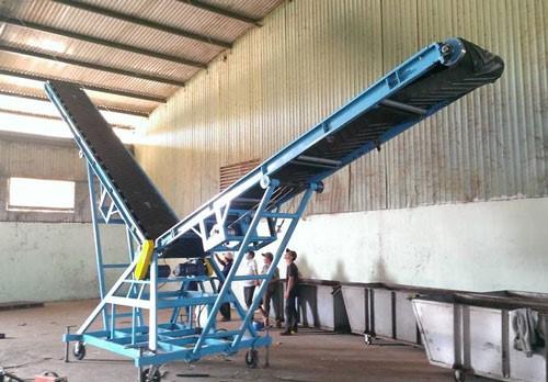 Thi công băng tải nâng hạ  cho công ty THEODO ALEXANDER ĐỢT 5 và công ty TNHH GUNZE VIETNAM ĐỢt 2
