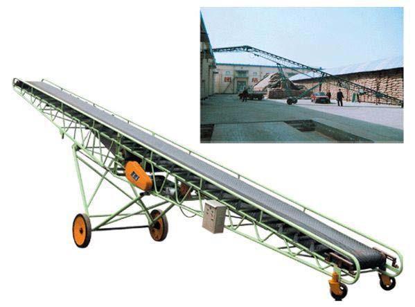 Tài liệu thiết kế hệ thống cho băng tải vận chuyển đá răm