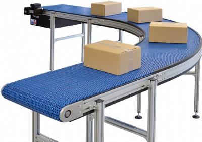 Tìm hiểu về băng tải cong và các lưu ý bảo trì các loại băng tải