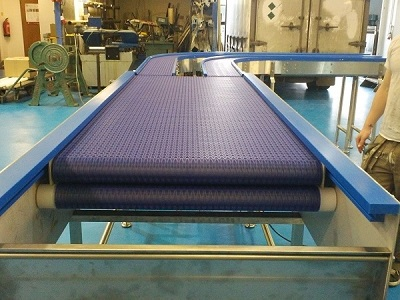 Tối ưu hóa sản xuất công nghiệp khi sử dụng băng tải hàng