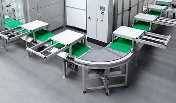 Top 10 công ty sản xuất băng tải đếm sản phẩm