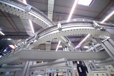 Top 3 hệ thống băng tải hàng tối ưu về không gian sản xuất