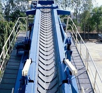Ứng dụng của băng tải cao su gân v rất phổ biến trong ngành công nghiệp