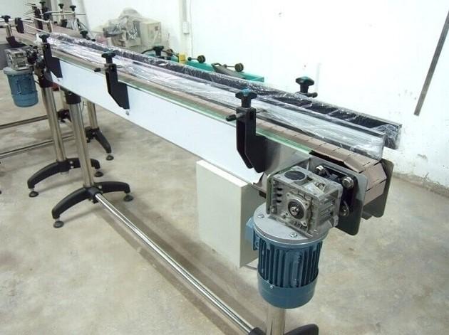 Ứng dụng của băng tải xích nhựa trong thi công sản xuất
