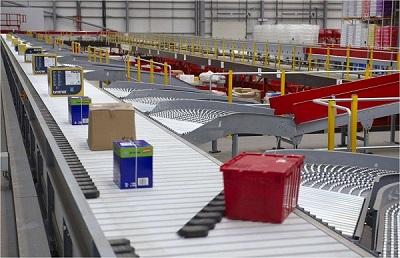 Ứng dụng hệ thống băng chuyển mang lại lợi ích lớn cho doanh nghiệp